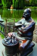 Галерея: Миргород - гоголівський та козацький край<br>Автор: Фото О.Калайтана