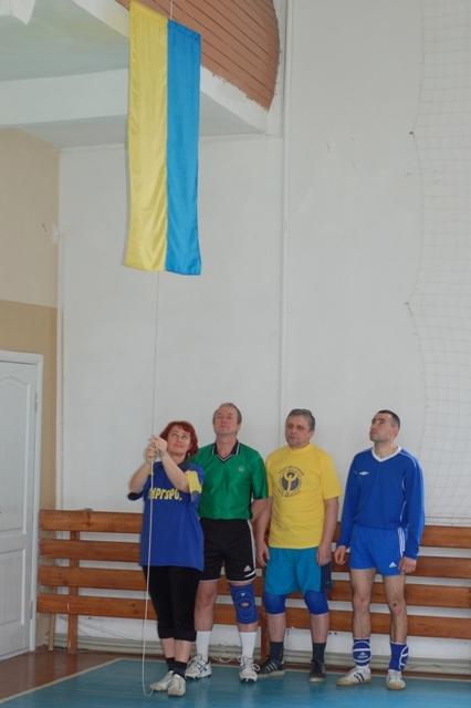 Срібні призери спартакіади держслужбовців