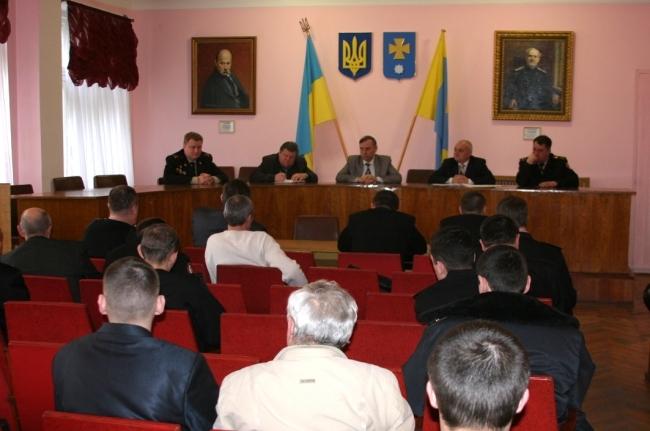 захист населення Миргороду